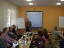 Szkolenie w ramach projektu INTERREG III C